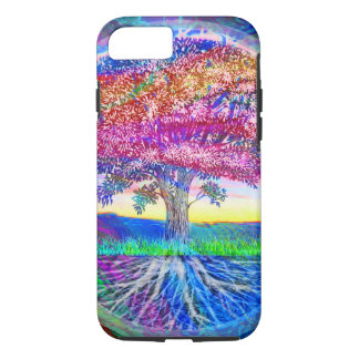 Tree of Life Blessings iPhone 8/7 Case