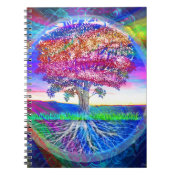 Tree of Life Blessings Notebook (<em>$13.70</em>)