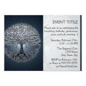 Tree of Life Blue Sky Peaceful Night Card (<em>$1.96</em>)