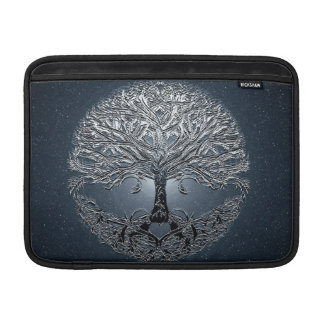 Tree of Life Blue Sky Peaceful Night Sleeve For MacBook Air