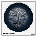 Tree of Life Blue Sky Peaceful Night Wall Sticker (<em>$15.80</em>)