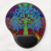 Tree of Life Boundless Enthusiasm by Amelia Carrie Gel Mouse Pad (<em>$13.70</em>)