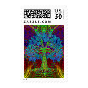 Tree of Life Boundless Enthusiasm by Amelia Carrie Postage (<em>$24.20</em>)