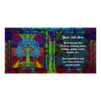 Tree of Life Boundless Enthusiasm Card