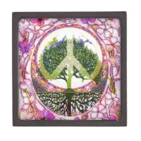 Tree of Life Breath of Life Keepsake Box