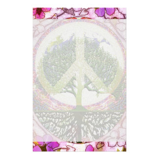 Tree of Life Breath of Life Stationery