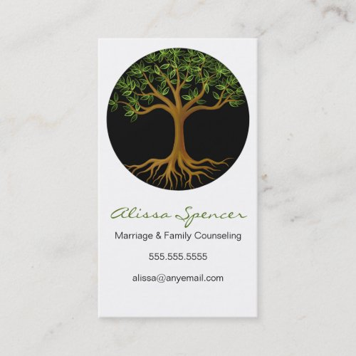 Tree of Life business cards Business Card