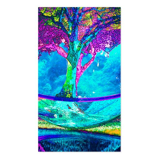 Tree of Life by Amelia Carrie Business Cards