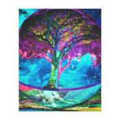 Tree of Life by Amelia Carrie Canvas Print (<em>$101.00</em>)