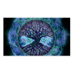 Tree of Life by Amelia Carrie Double-Sided Standard Business Cards (Pack Of 100)