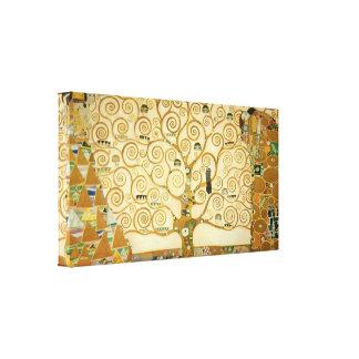 Tree of Life by Gustav Klimt Canvas Print