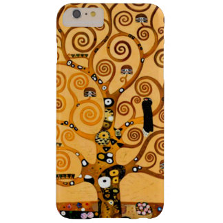 Tree of Life by Gustav Klimt Fine Art Barely There iPhone 6 Plus Case