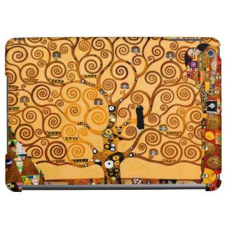 Tree of Life by Gustav Klimt Fine Art iPad Air Cases