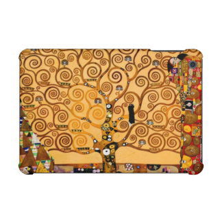 Tree of Life by Gustav Klimt Fine Art iPad Mini Retina Covers