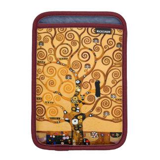 Tree of Life by Gustav Klimt Fine Art iPad Mini Sleeve