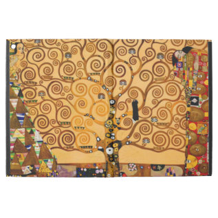 Tree Of Life By Gustav Klimt Fine Art Ipad Pro 12.9