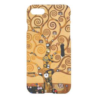 Tree of Life by Gustav Klimt Fine Art iPhone 7 Case