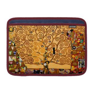Tree of Life by Gustav Klimt Fine Art MacBook Sleeve
