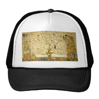 Tree of Life by Gustav Klimt Trucker Hat