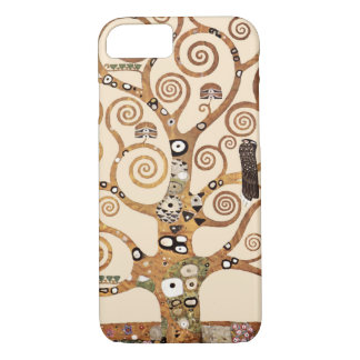 Tree of Life by Gustav Klimt iPhone 7 Case