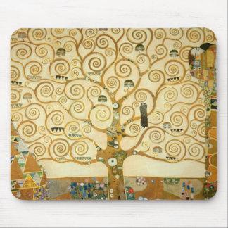 Tree of Life by Gustav Klimt Mouse Pad