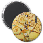 Tree of Life by Klimt Magnet