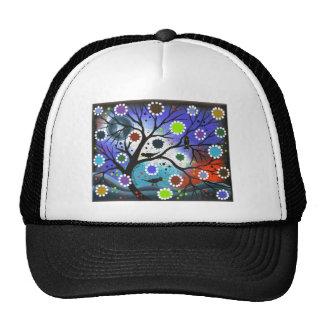Tree Of Life By Lori Everett Trucker Hat