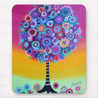tree of life by prisarts mouse pad