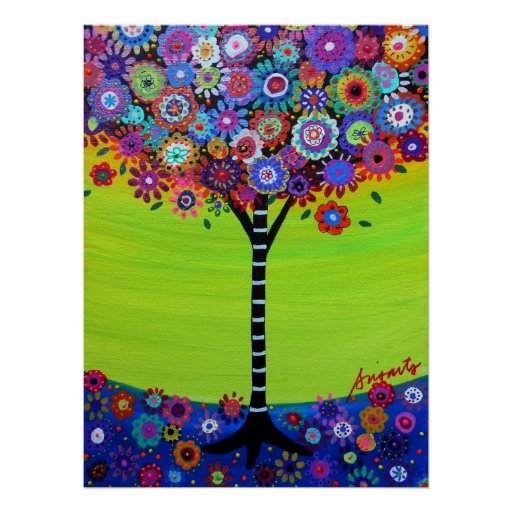 Tree of Life by Prisarts Posters