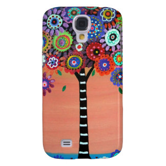 Tree of Life by Prisarts Samsung Galaxy S4 Cover