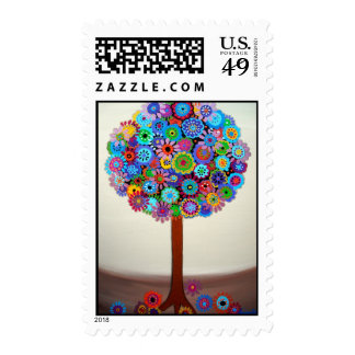 Tree OF Life by prisarts Stamp