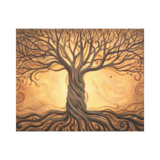 Tree of Life by Reneé Womack Canvas Print