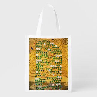 Tree of Life  c.1905-09 Reusable Grocery Bag
