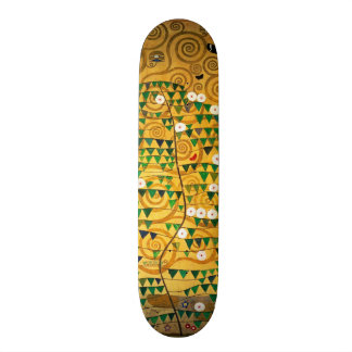 Tree of Life  c.1905-09 Skate Board Deck
