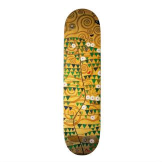 Tree of Life  c.1905-09 Skateboard Deck