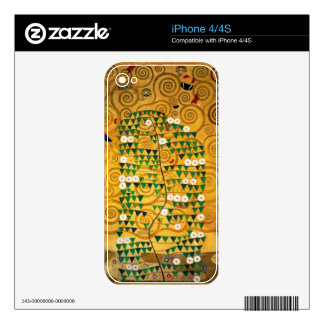 Tree of Life  c.1905-09 Skins For iPhone 4