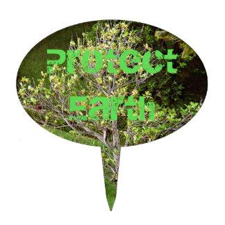 Tree Of Life Cake Pick