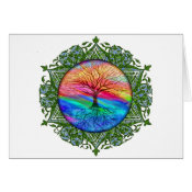 Tree of Life Calming Card (<em>$3.15</em>)