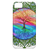 Tree of Life Calming iPhone 5C Cover (<em>$26.35</em>)