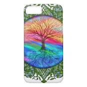 Tree of Life Calming iPhone 7 Case (<em>$31.65</em>)