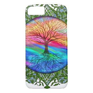 Tree of Life Calming iPhone 8/7 Case