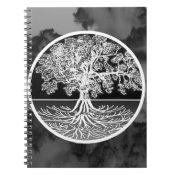Tree of Life Calming Notebook (<em>$13.70</em>)