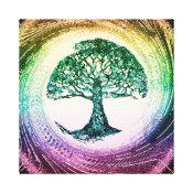 Tree of Life Calmness Within Canvas Print (<em>$136.25</em>)
