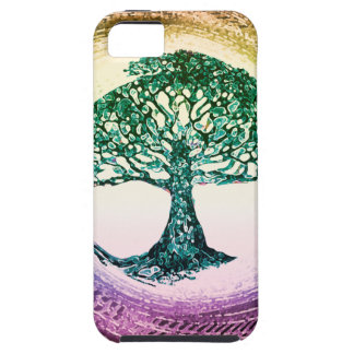 Tree of Life Calmness Within iPhone SE/5/5s Case
