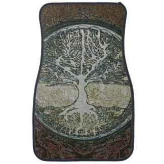 Tree of Life Car Floor Mat