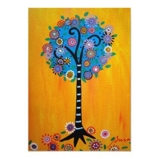 TREE OF LIFE CARD