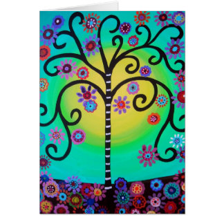 TREE OF LIFE CARD