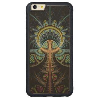 Tree of Life Carved® Maple iPhone 6 Plus Bumper