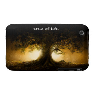 tree of life Case-Mate iPhone 3 cases
