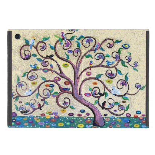 Tree of life cases for iPad mini